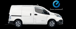 Nissan personenauto's-E-NV200 Van
