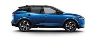 Nissan personenauto's-Nieuwe Qashqai