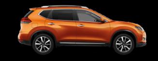 Nissan personenauto's-X-Trail
