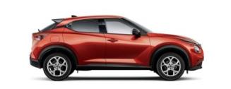 Nissan personenauto's-Juke