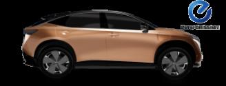 Nissan personenauto's-Ariya